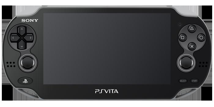 Afbeelding van een PlayStation Vita