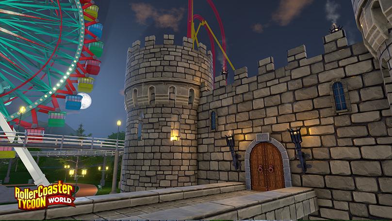 RCTW - Bouw je eigen kasteel