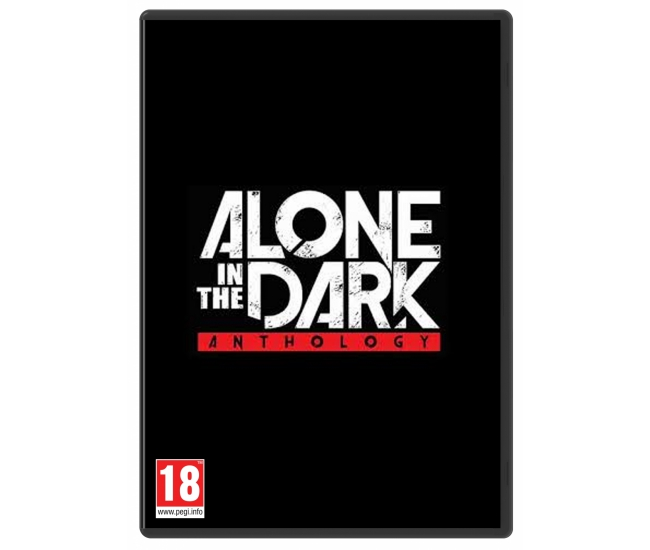 Alone in the Dark: Anthology Collection