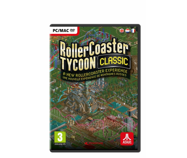 RollerCoaster Tycoon: Classic