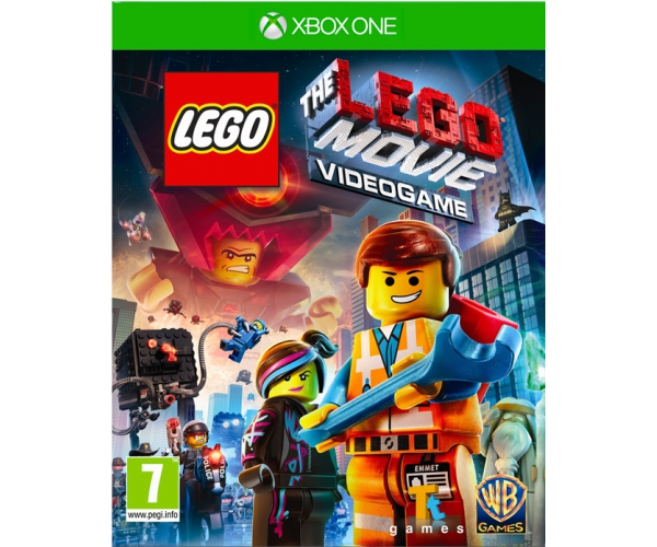 The LEGO Movie Videogame Xbox One
