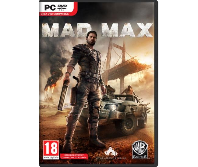 Mad Max PC DVD