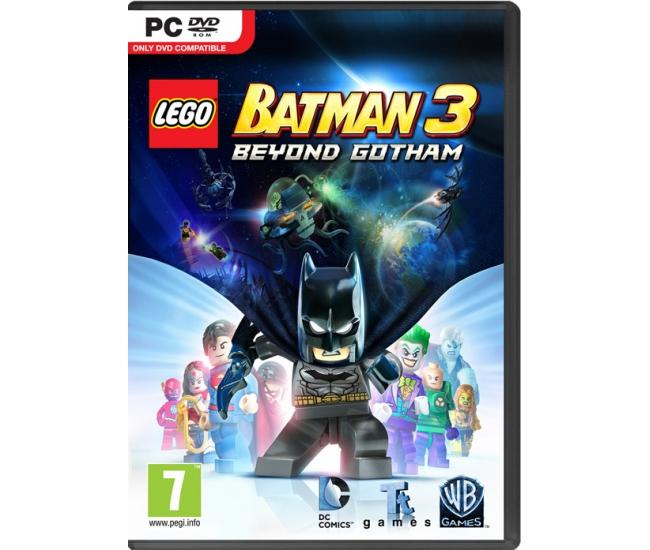 LEGO Batman 3 Beyond Gotham PC DVD