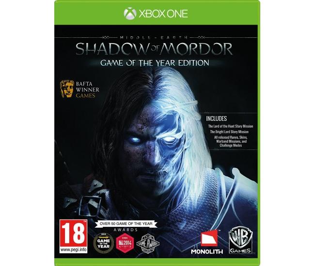 Shadow of Mordor GOTY Xbox One