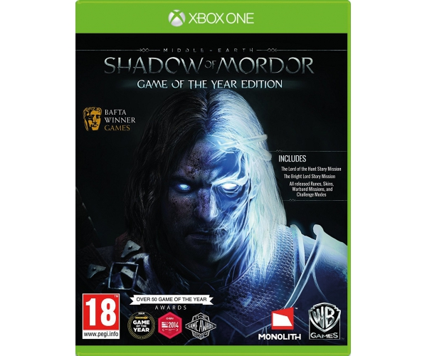 Shadow of Mordor GOTY Xbox One