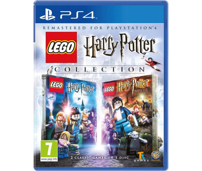 LEGO Harry Potter 1-7 Collection PS4