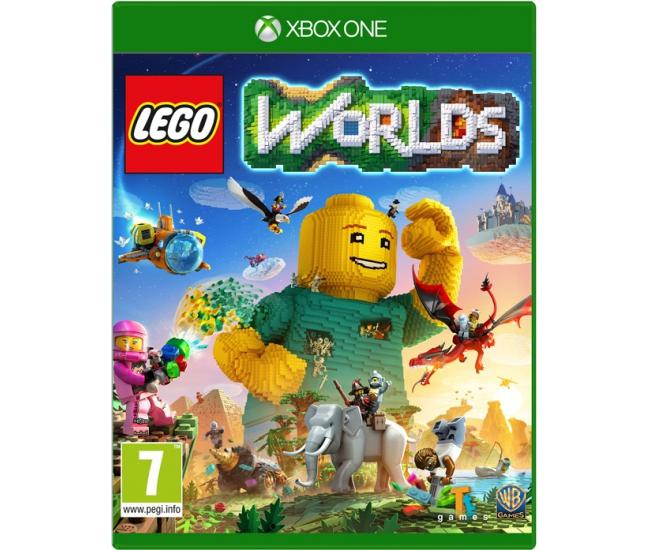 LEGO Worlds Xbox One
