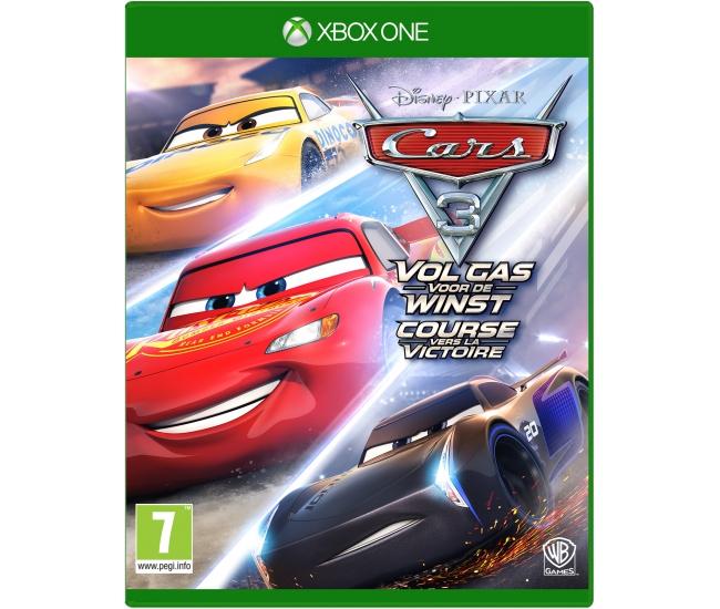 Cars 3: Vol Gas voor de Winst Xbox One