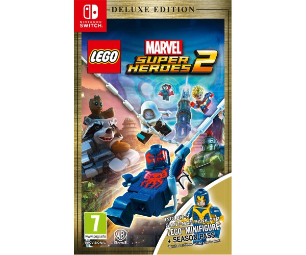 LEGO Marvel Super Heroes 2 Deluxe Edition Switch