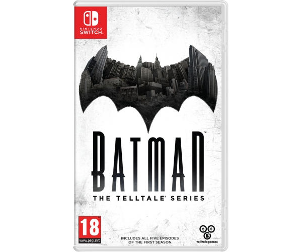 Batman: The Telltale Series Switch
