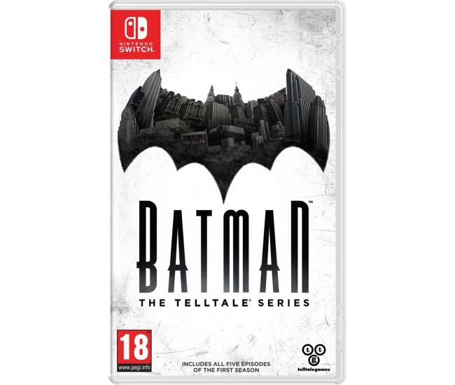 Batman: The Telltale Series Switch