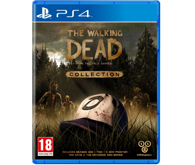 The Walking Dead Telltale Series Collection PS4
