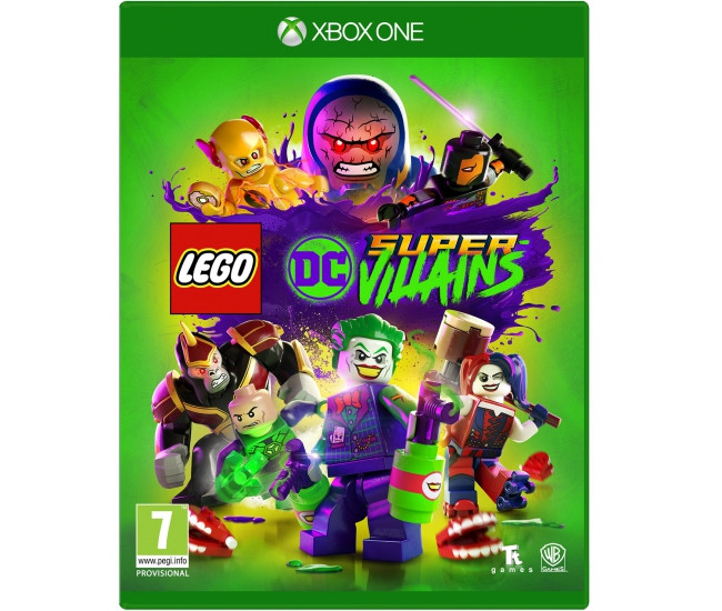 LEGO DC Super-Villains Xbox One