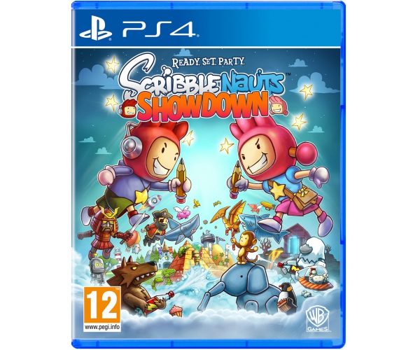 Scribblenauts: Showdown PS4