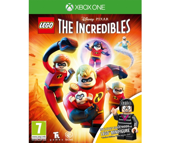 LEGO Incredibles Toy Edition Xbox One