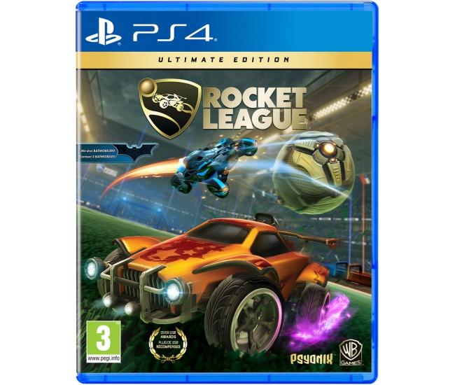 Rocket League: Ultimate Edition PS4