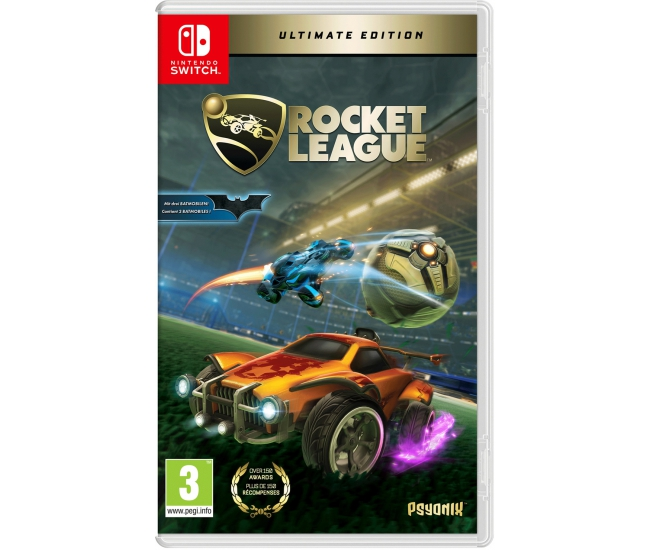 Rocket League: Ultimate Edition Switch