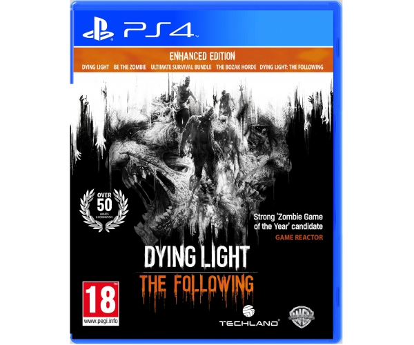 Dying Light Enhanced Edition PS4