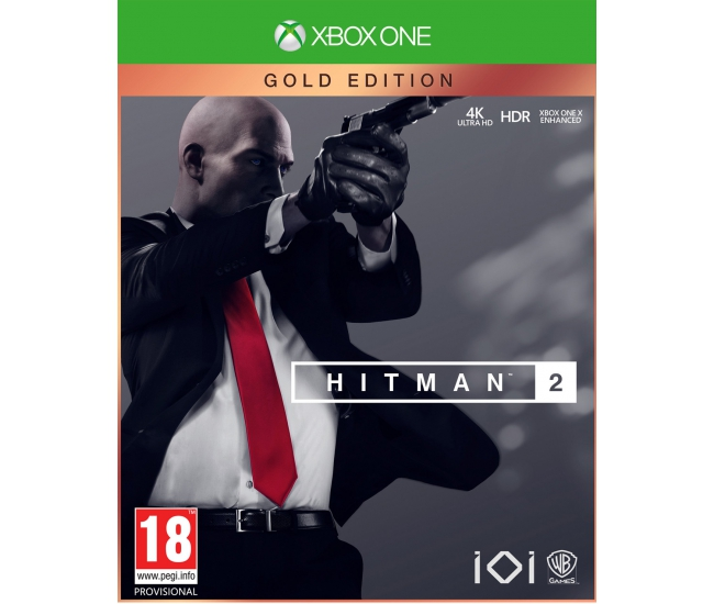 Hitman 2 Gold Edition Xbox One