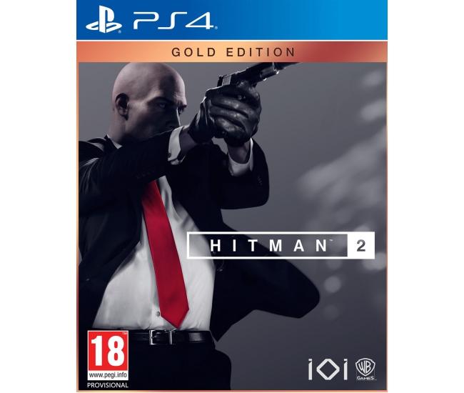 Hitman 2 Gold Edition PS4