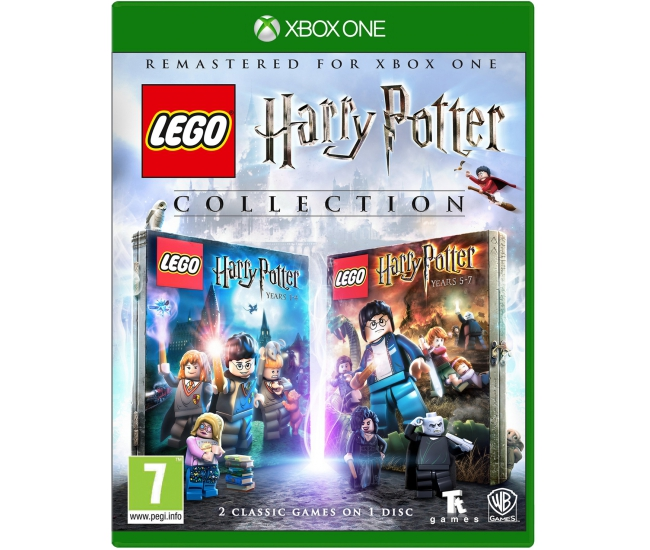 LEGO Harry Potter 1-7 Collection Xbox One