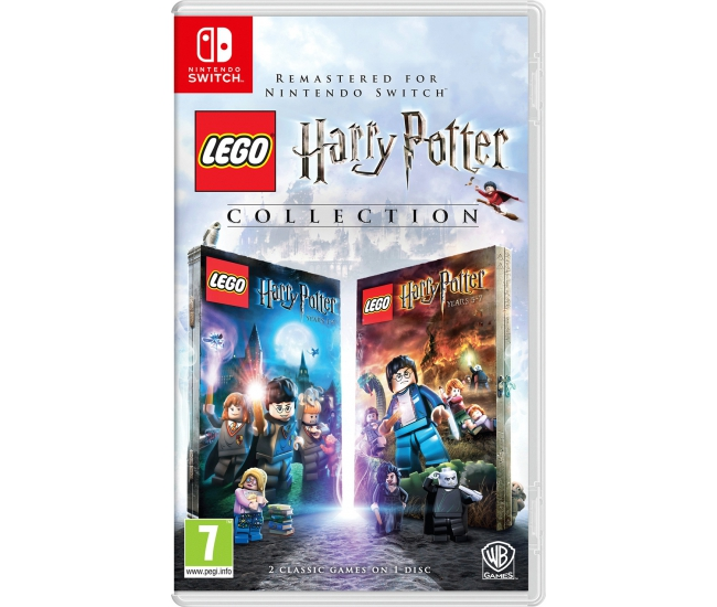 LEGO Harry Potter 1-7 Collection Switch
