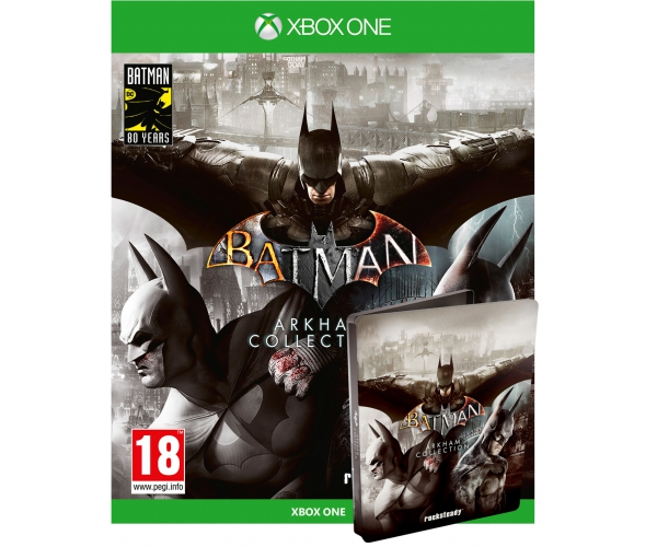 Batman: Arkham Collection - Xbox One