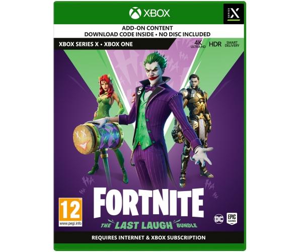 Fortnite: The Last Laugh Bundle - Xbox One / Xbox Series X