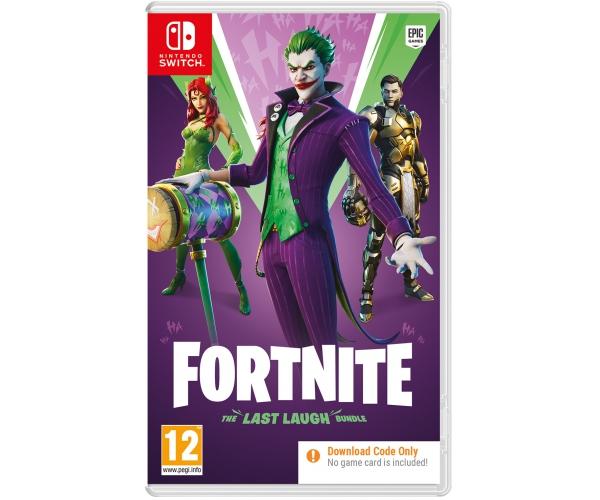 Fortnite: The Last Laugh Bundle - Switch