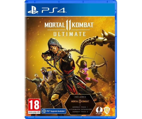 Mortal Kombat 11 Ultimate - PS4