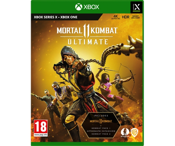 Mortal Kombat 11 Ultimate - Xbox One / Xbox Series X