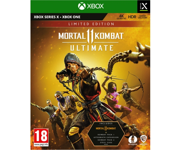 Mortal Kombat 11 Ultimate: Limited Edition - Xbox One / Xbox Series X