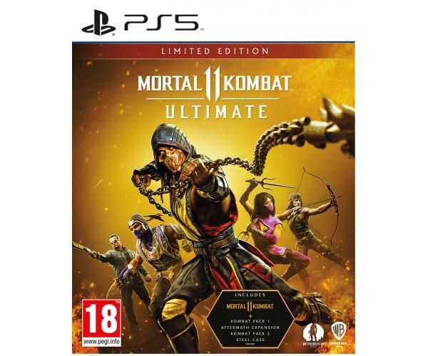 Mortal Kombat 11 Ultimate: Limited Edition - PS5