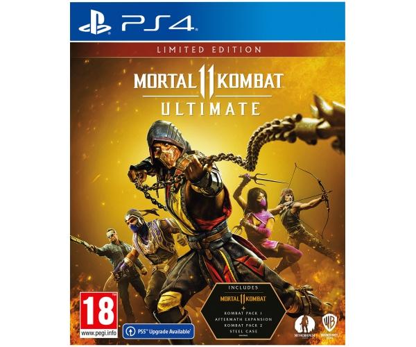 Mortal Kombat 11 Ultimate: Limited Edition - PS4