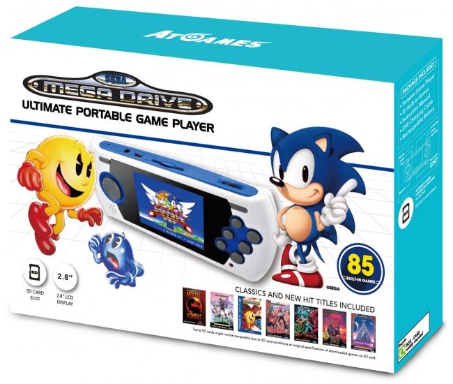 Sega Mega Drive Portable