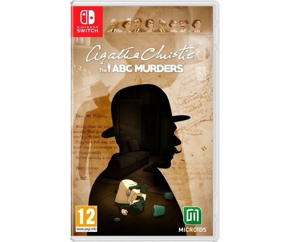 Agatha Christie: The ABC Murders - Switch
