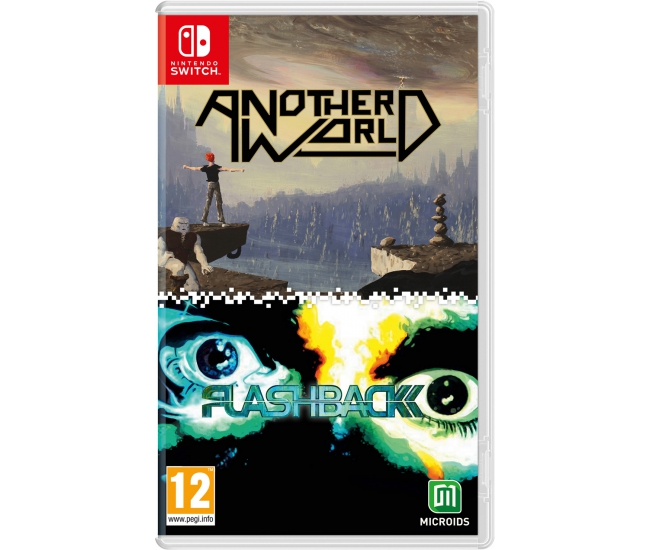 Another World x Flashback 2-in-1 Pack - Switch