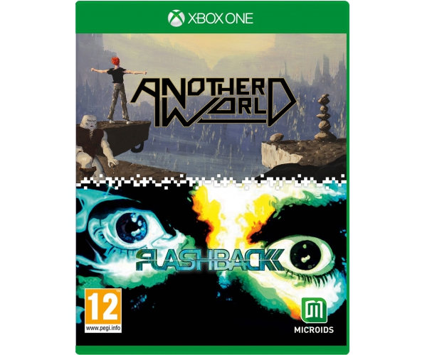 Another World x Flashback 2-in-1 Pack - Xbox One