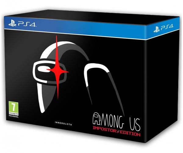 Among Us: Impostor Edition - PS4