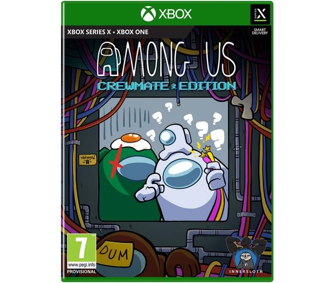 Among Us: Crewmate Edition - Xbox Series X / Xbox One