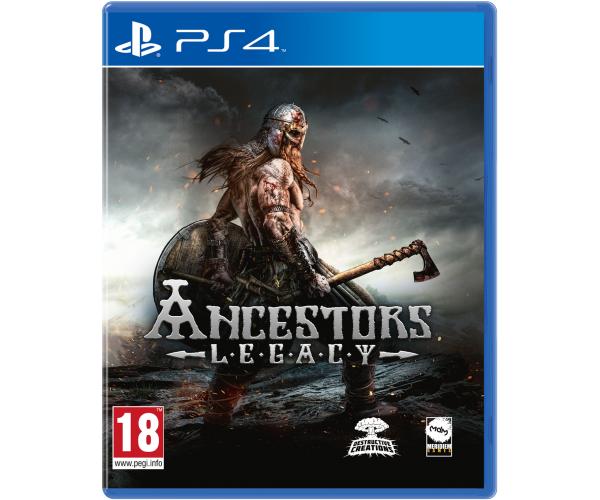 Ancestors Legacy - PS4