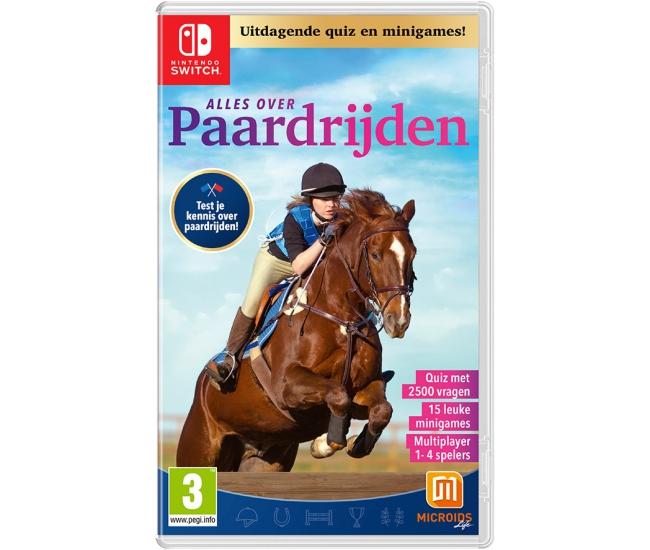 Alles over Paardrijden - Switch