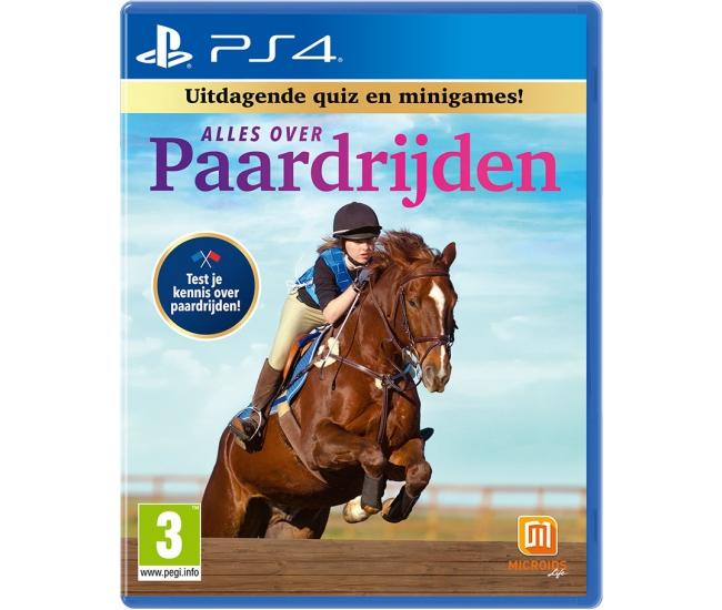Alles over Paardrijden - PS4