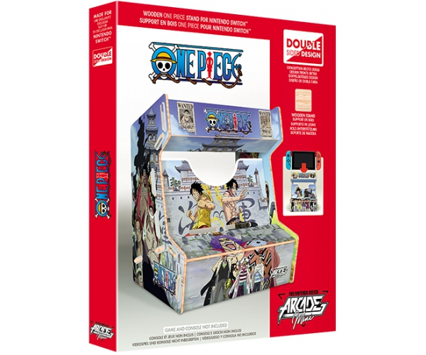 Arcade Mini One Piece - Switch