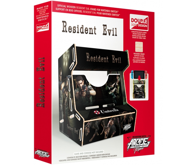 Arcade Mini Resident Evil - Switch