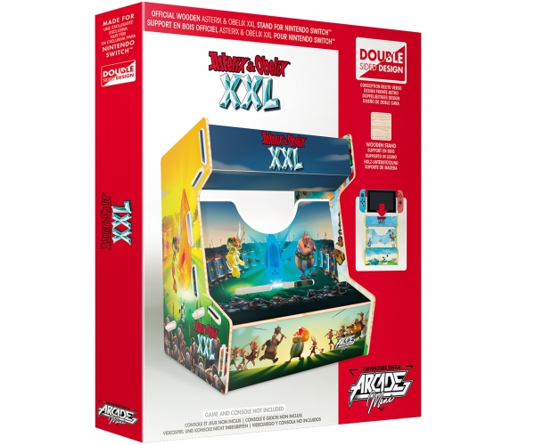 Arcade Mini Asterix & Obelix XXL - Switch