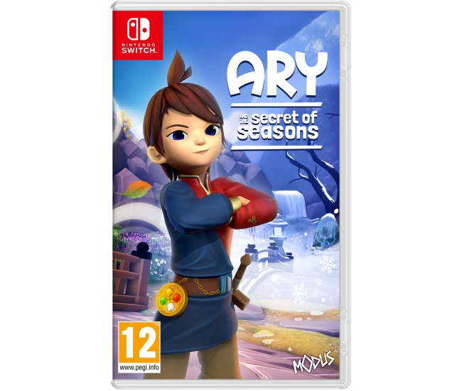 Ary and the Secret of Seasons - Switch