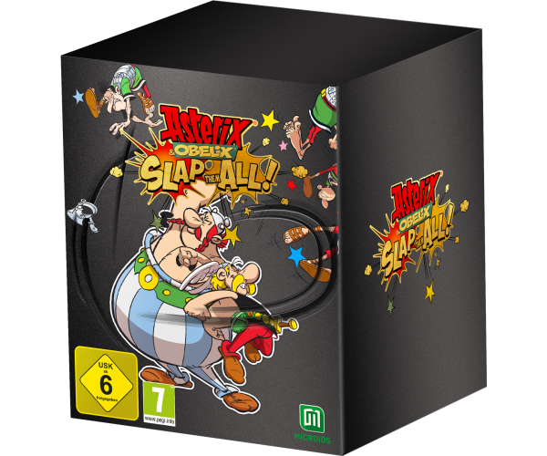 Asterix & Obelix: Slap Them All! Collector's Edition - Switch