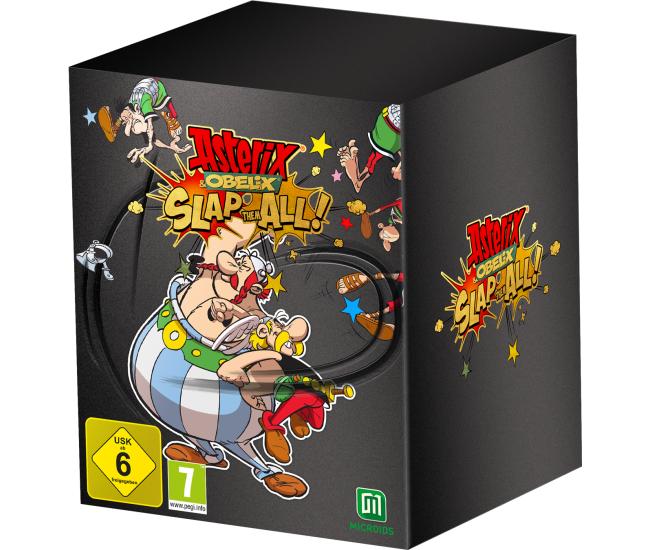Asterix & Obelix: Slap Them All! Collector's Edition - PS4