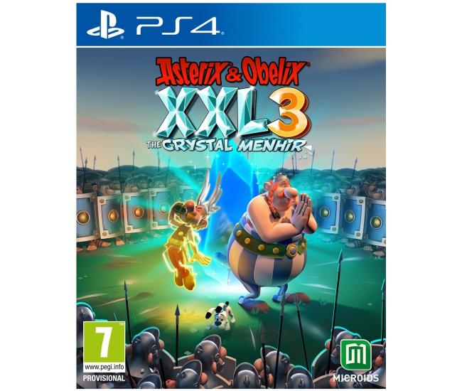 Asterix & Obelix XXL 3: The Crystal Menhir - PS4